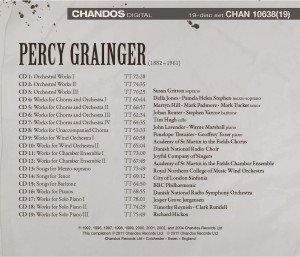The Grainger Edition-Box Set
