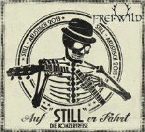 """Auf """"Still""""Er Fahrt-Die Konzertreise"""