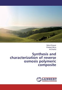 Synthesis and characterization of reverse osmosis polymeric comp
