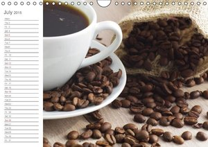 Coffee break schedule (Wall Calendar 2015 DIN A4 Landscape)
