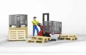 Bruder 62200 - bworld: Logistikset - zum Schließen ins Bild klicken