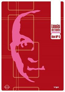 Louis de Fun?s DVD Coll.Box 6