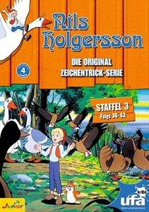 Nils Holgersson TV-Serien-Box 3 (Flg 36-52)