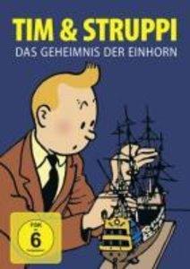 Tim & Struppi-Das Geheimnis der Einhorn