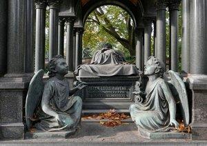 Dorotheenstädtischer Friedhof Berlin (Posterbuch DIN A2 quer)