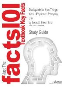 Studyguide for How Things Work