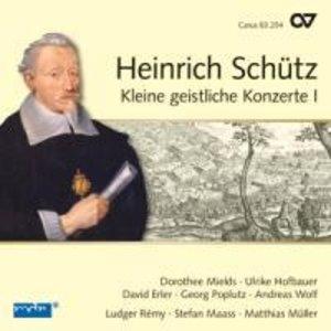 Kleine geistliche Konzerte Vol. 1