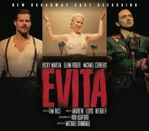 Evita-New Broadway Cast Recording