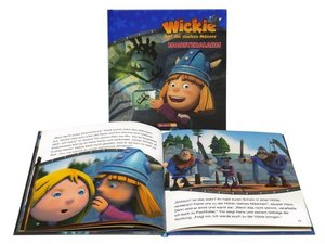 Wickie und die starken Männer Geschichtenbuch