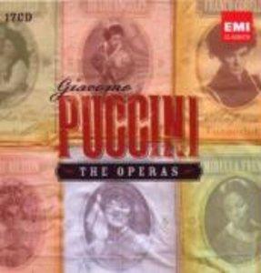 Puccini-The Operas