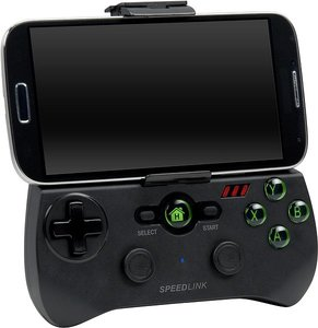 MYON Mobile Gamepad - Bluetooth, black (Universal)