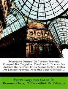 Répertoire Général Du Théâtre Français: Composé Des Tragédies, C