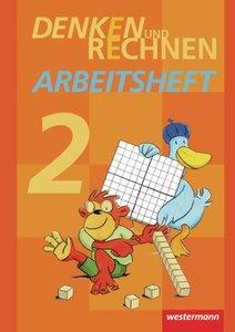 Denken und Rechnen 2. Arbeitsheft. Grundschulen in Hamburg, Brem