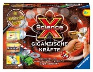 Ravensburger 18162 - ScienceX: Gigantische Kräfte