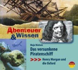Abenteuer & Wissen. Das versunkene Piratenschiff. Gerstenberg Ed