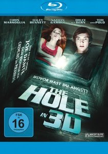 THE HOLE-Wovor hast Du Angst?-3D-Blu-ray Disc