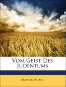 Vom Geist Des Judentums