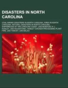 Disasters in North Carolina