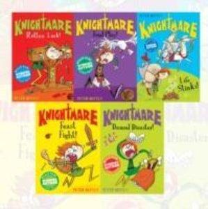 Knightmare 5 Book Set (Plodit)