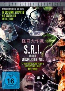 SRI und die unheimlichen Fäll