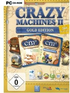 Crazy Machines 2 - Gold