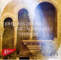 Ciconia & Dufay Chansons - zum Schließen ins Bild klicken