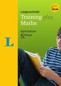 Langenscheidt Training plus Mathe 5. Klasse