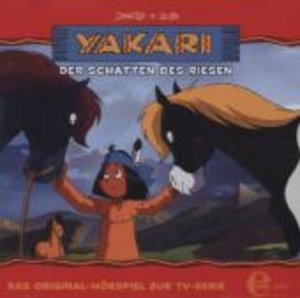 Yakari 23. Der Schatten des Riesen