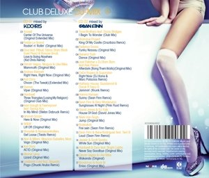 Club Deluxe Vol.2 Mixed By Kid Chris & Sean Finn