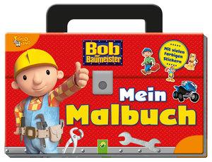 Bob der Baumeister - Mein Malbuch