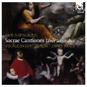 Sacrae Cantiones Liber Secundus