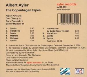 The Copenhagen Tapes