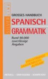 Compact Grosses Handbuch Spanisch Grammatik