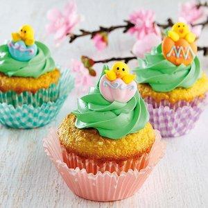 Creative Retro Cupcakes 2016 What a Wonderful World