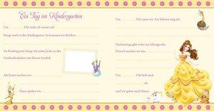 Disney Prinzessin Kindergartenalbum