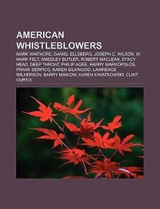 American whistleblowers