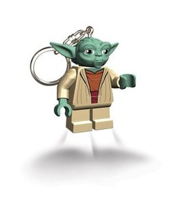LEGO® Star Wars - Yoda Minitaschenlampe Blister