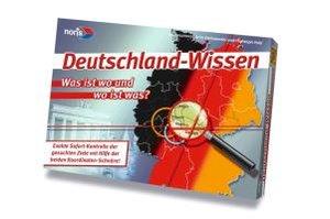 Deutschland-Wissen Was ist wo?