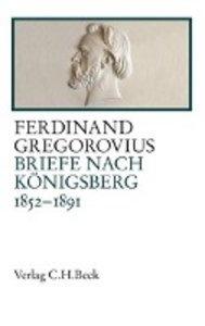 Briefe nach Königsberg