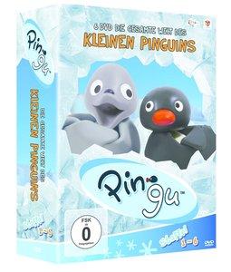 Pingu-Die Gesamte Welt Des Kleinen Pinguins