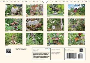 Gartenzauber (Wandkalender 2017 DIN A4 quer)