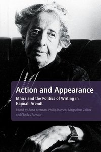 Action and Appearance: Ethics and the Politics of Writing in Han