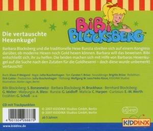 Bibi Blocksberg 87. Die vertauschte Hexenkugel