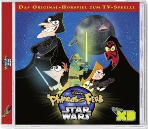 Disney - Phineas und Ferb Star Wars