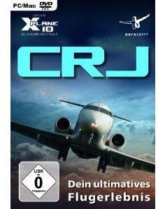 X-Plane 10 - CRJ X-Plane 9+10