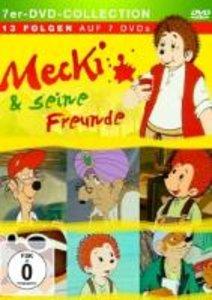 Mecki & seine Freunde-Folgen