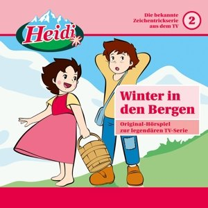 Heidi 02: Winter in den Bergen