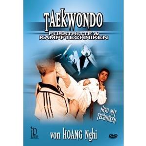 Taekwondo Fusstritte Kampftechniken