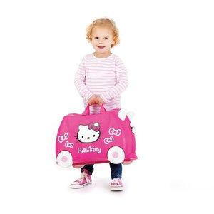 Knorrtoys 10209 - Trunki Kinderkoffer Hello Kitty, Reisekoffer