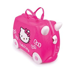 Knorrtoys 10209 - Trunki Kinderkoffer Hello Kitty, Reisekoffer